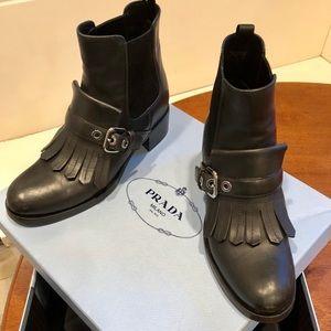 Prada Short Boots